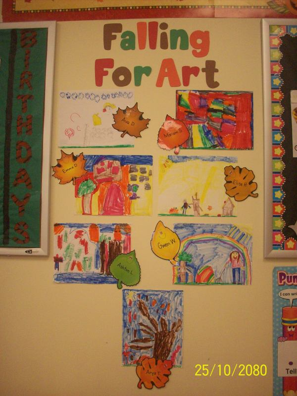 Classroom Decor For Grade 5 ~ Thanksgiving bulletin board ideas for first grade